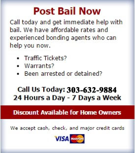 Bail Bonds Denver, CO | Home | A-1 Bail Bonds